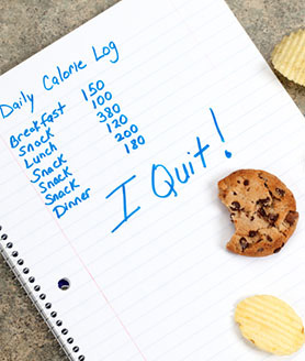 An insight into calorie counting
