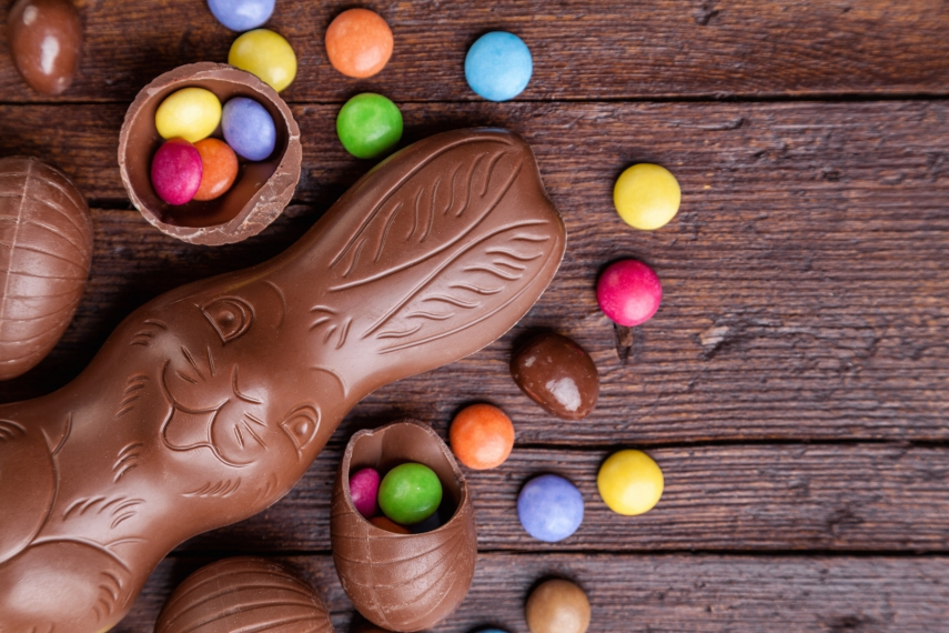 Survival tips from a chocolate overload