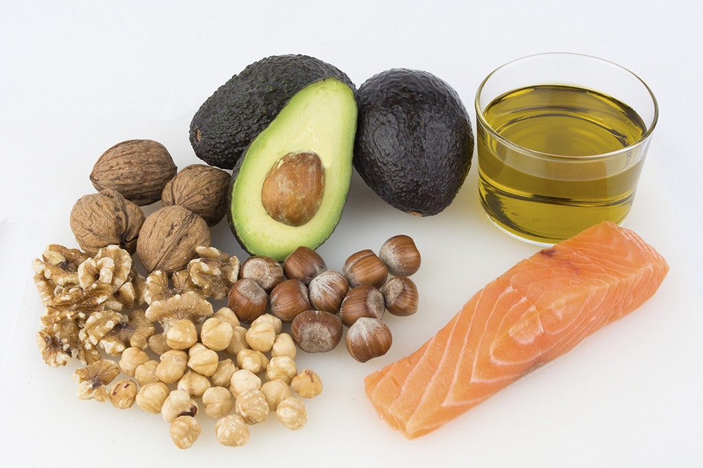 Where is omega-3 oil in food?