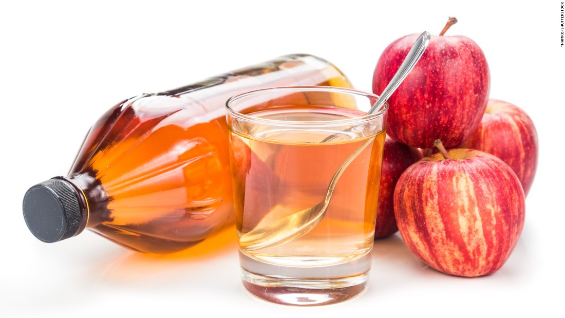 Apple cider vinegar's role in health