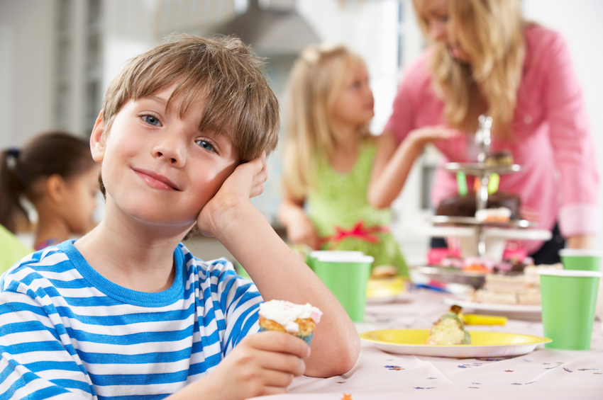 Why Do Children See Dietitians?