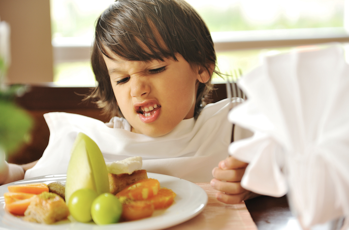 How Should You Introduce Kids to Vegetables?