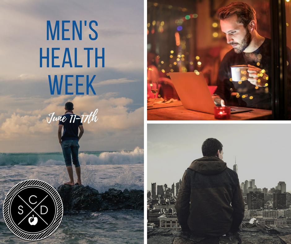Let's talk about Men's Health