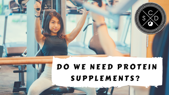 Do we Need Protein Supplements?