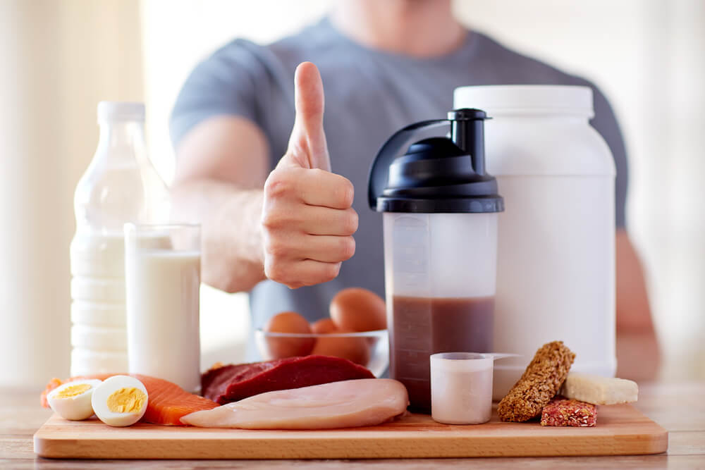 The 'Pro' in Protein Powder