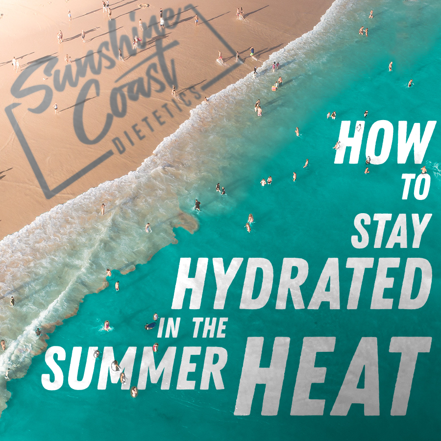 How to Stay Hydrated in the Summer Heat