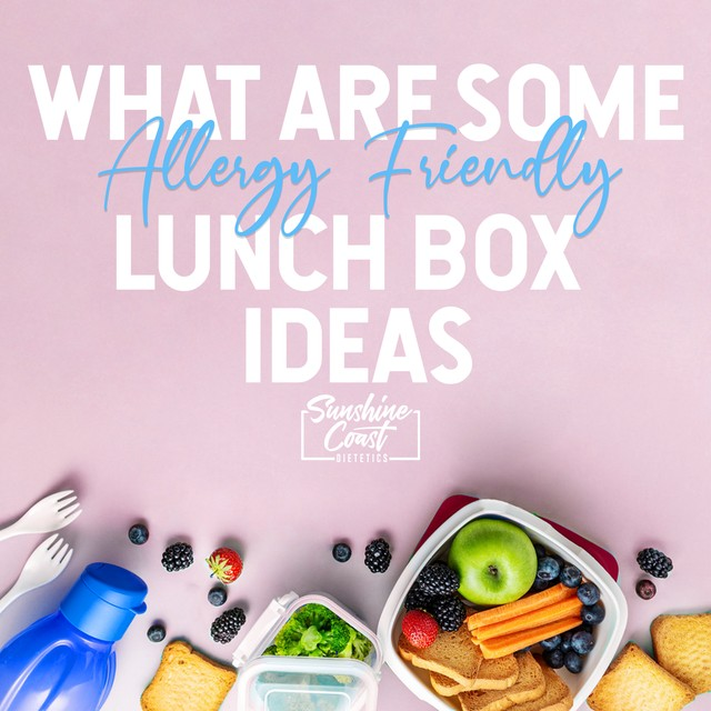 allergy friendly lunch box