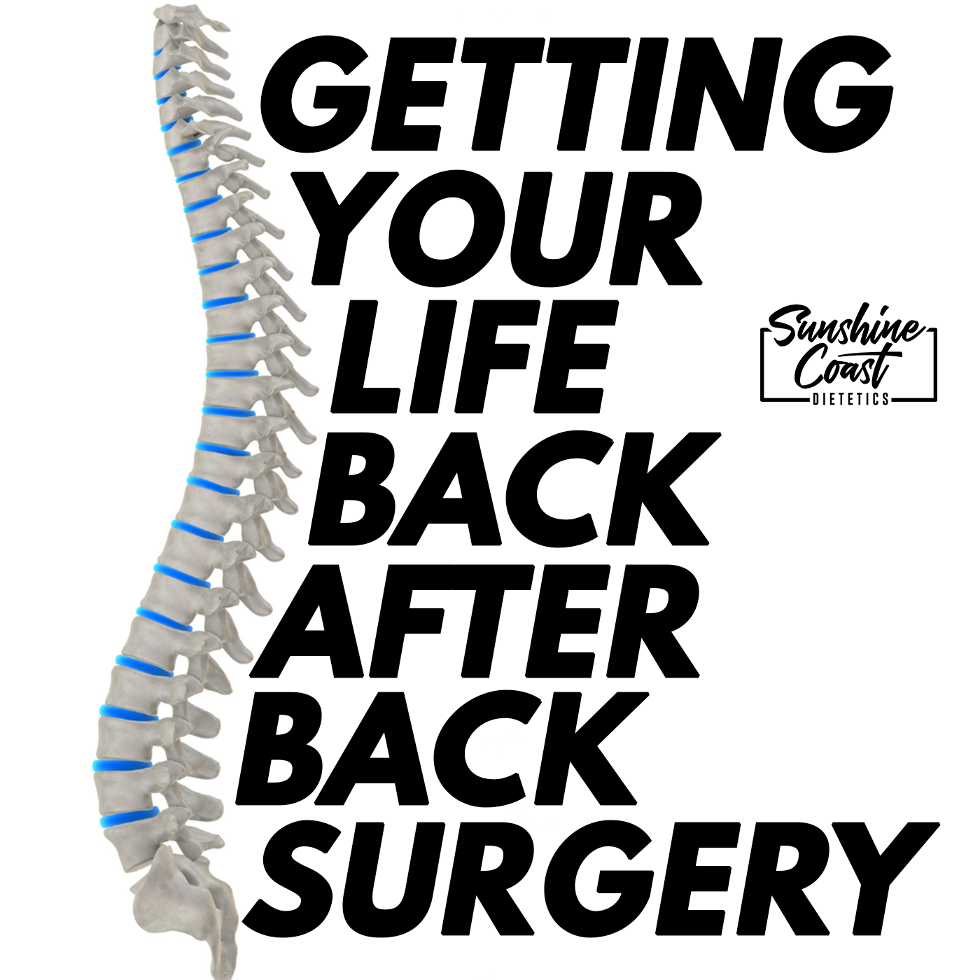Getting Your Life Back After Back Surgery