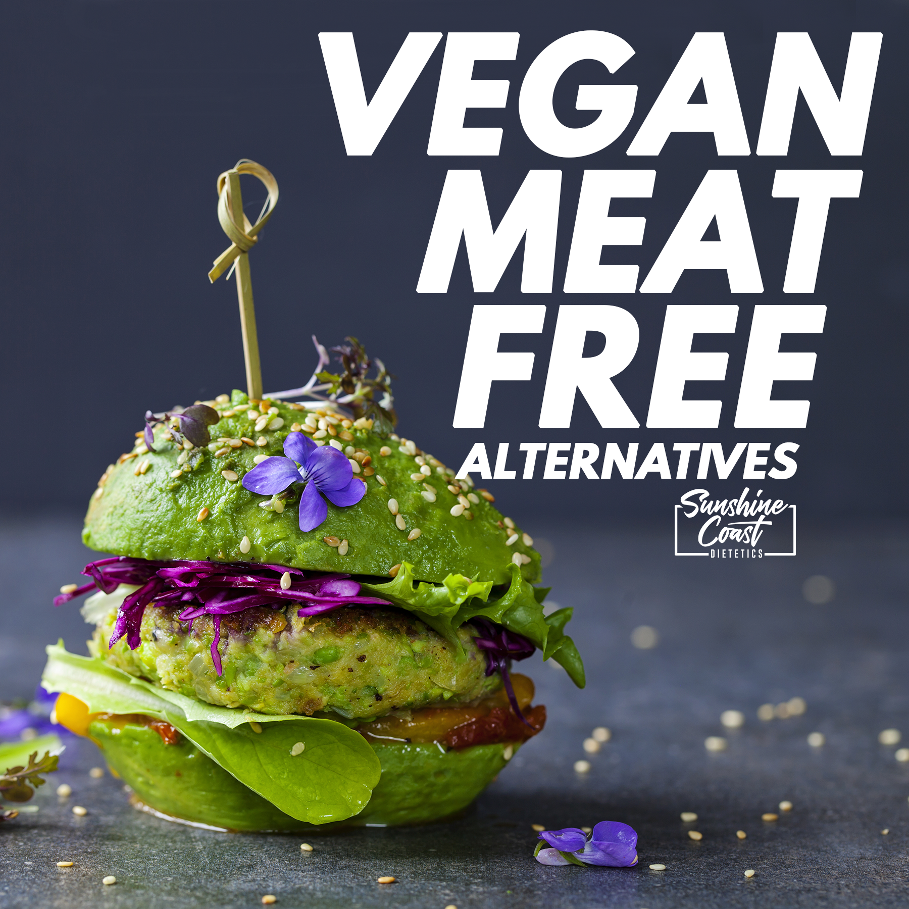 Vegan Meat-Free Alternatives: Dietitian-Approved Facts