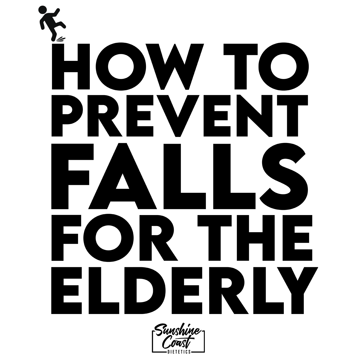 How To Help Prevent Falls For the Elderly