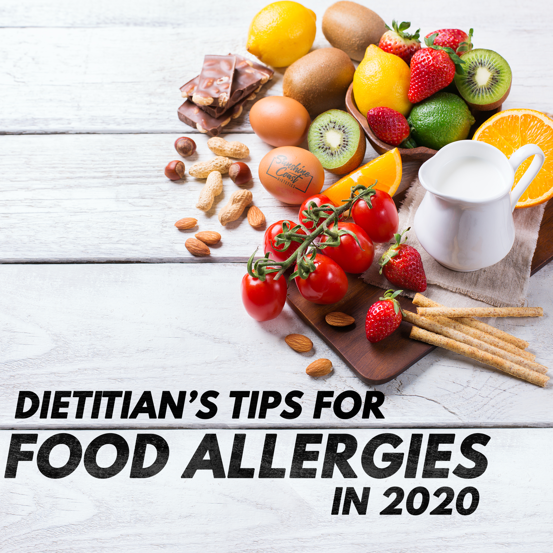 Dietitian's Tips for Food Allergies in 2020