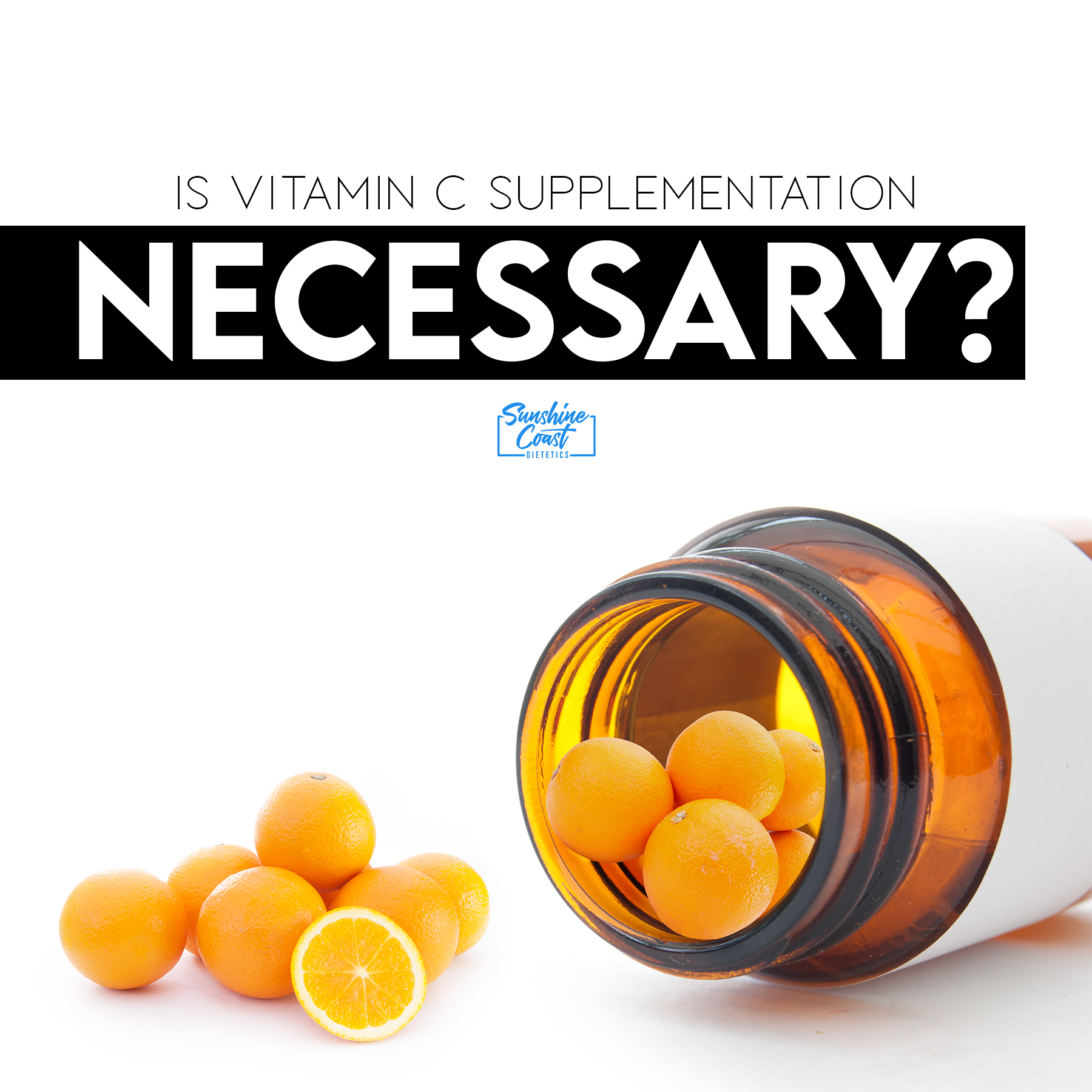 Vitamin C Supplementation – Necessary or Just An Added Expense?