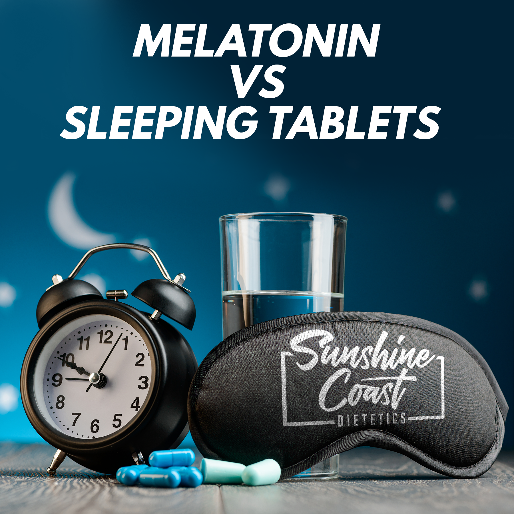 Melatonin VS Sleeping Tablets?