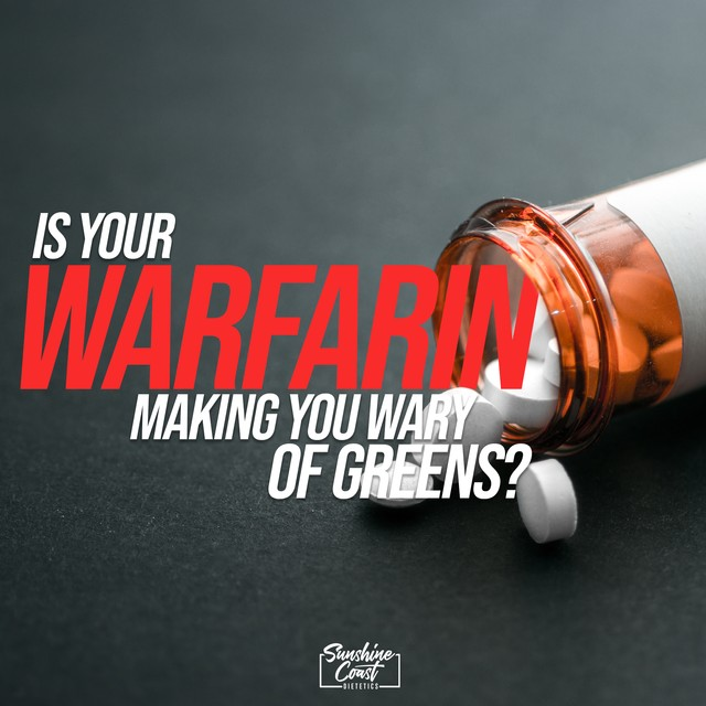 Is Your Warfarin Making You Wary of Greens?