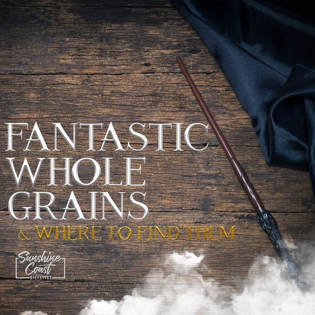 Fantastic Whole Grains & Where To Find Them