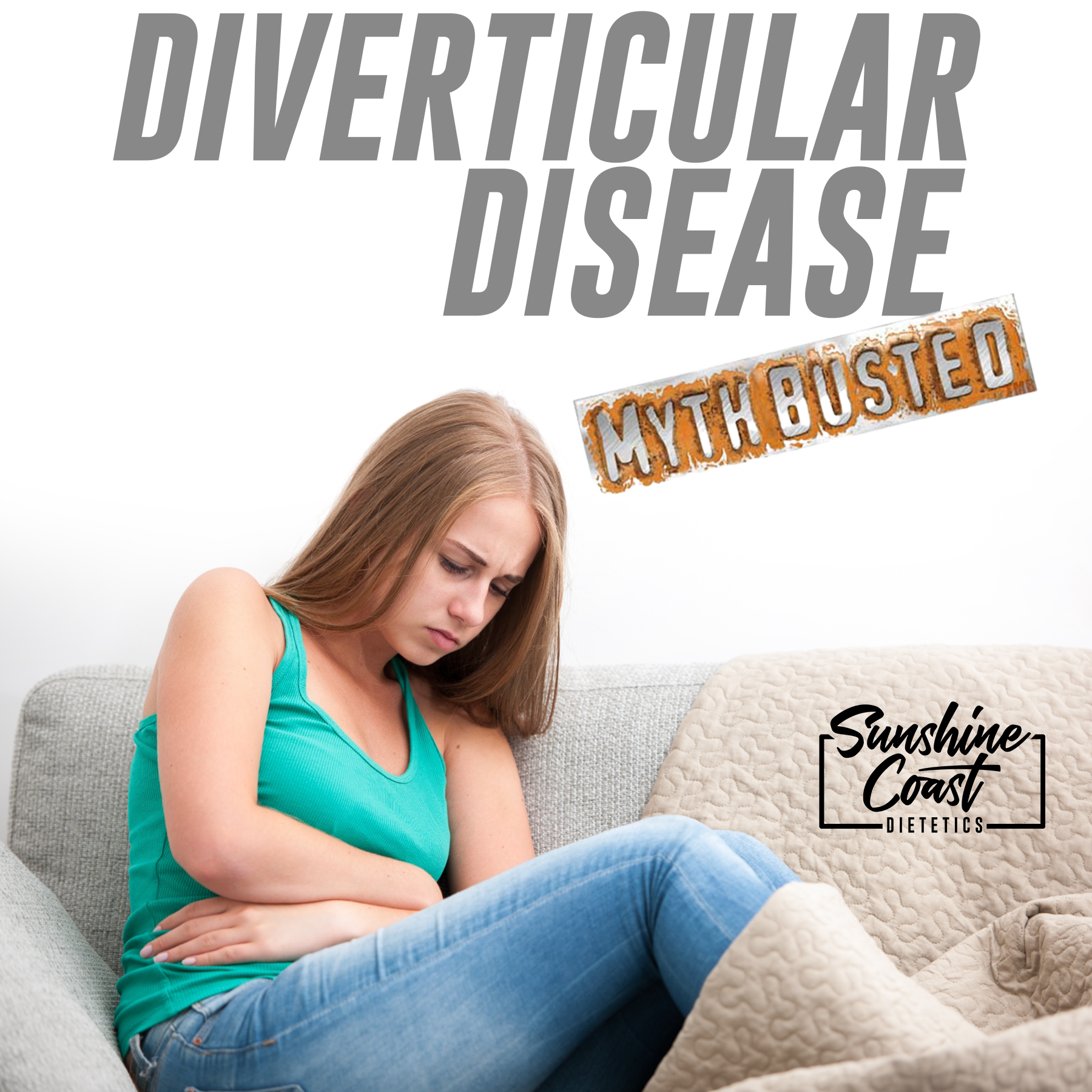 Diverticular Disease Myths Busted